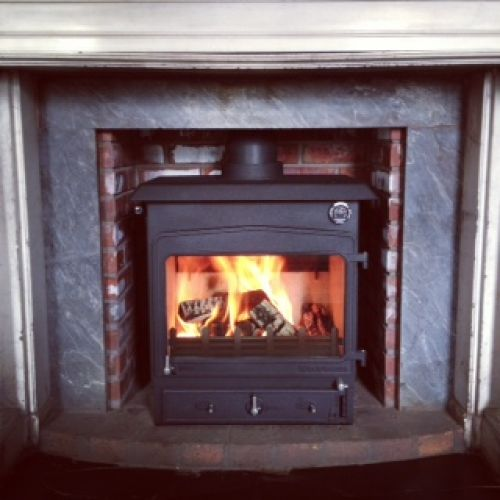 Woodwarm fireview12kw+