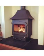Woodwarm fireview 9kw ( canopy option )