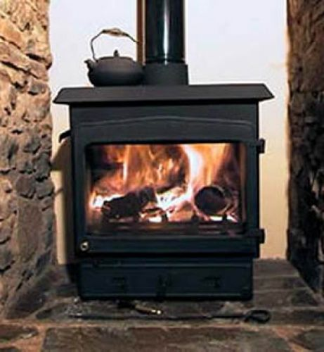 12kw Plus Multifuel Stove